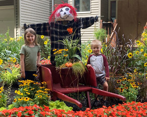 Scarecrows for Solutions Oct 16 & 17